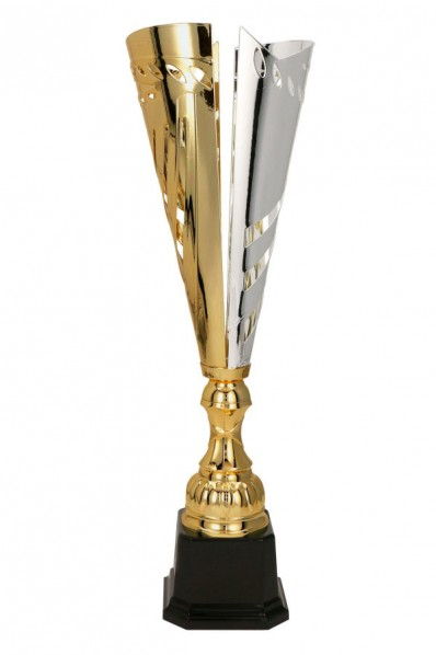 Silver leaf trophy