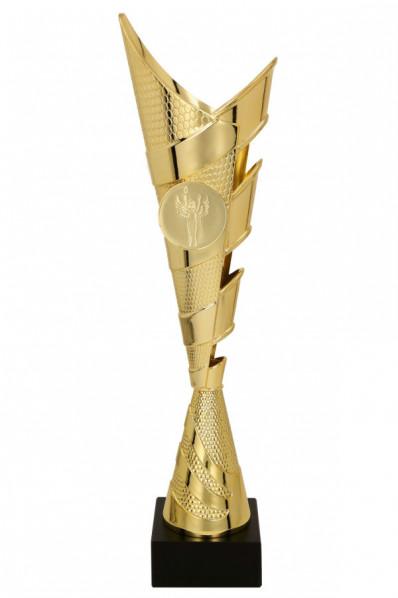 Soccer Trophy (Metal)