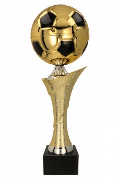 Ornate Soccer Trophy