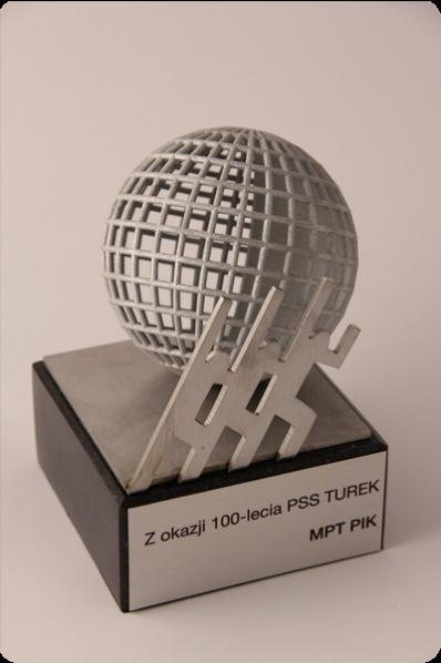 Corporate Award 3D Print