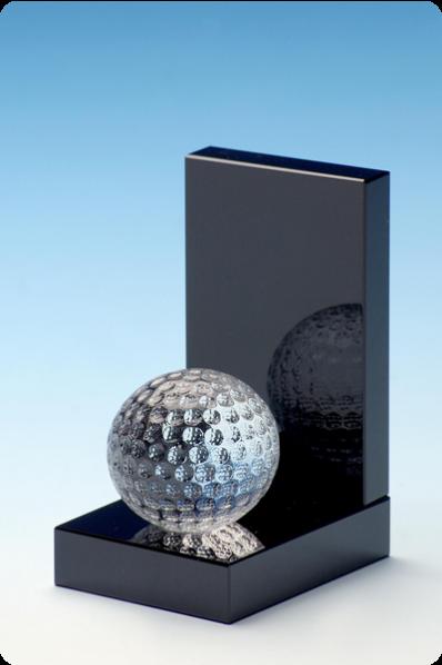 Golf Ball Statuette