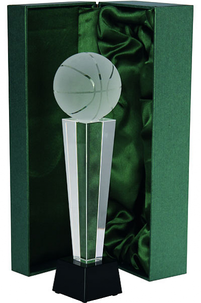 The Basketball Trophy