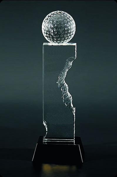 The Golf Ball 2 statuette