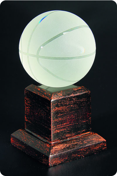 The Basketball Trophy 3