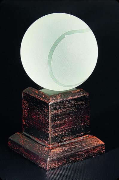 Tennis Ball Trophy 4