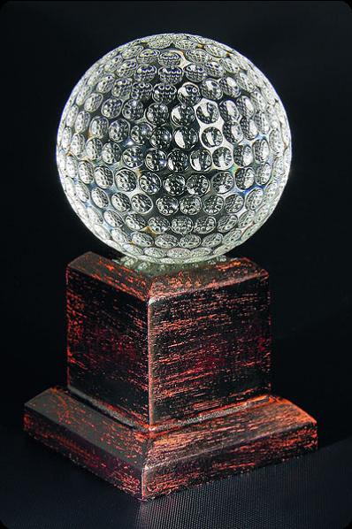 Golf Ball Trophy 4