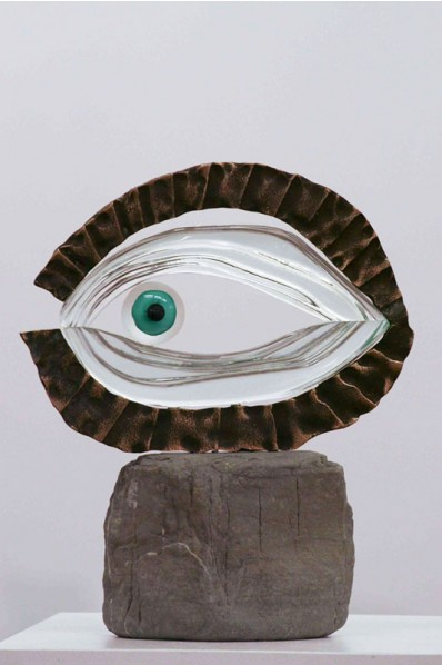 The Eye Statuette