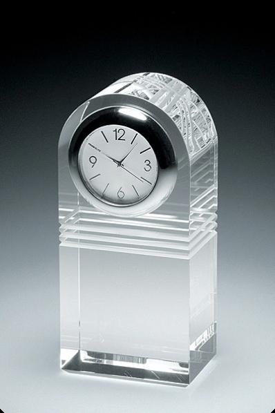 Stylish Crystal Clock
