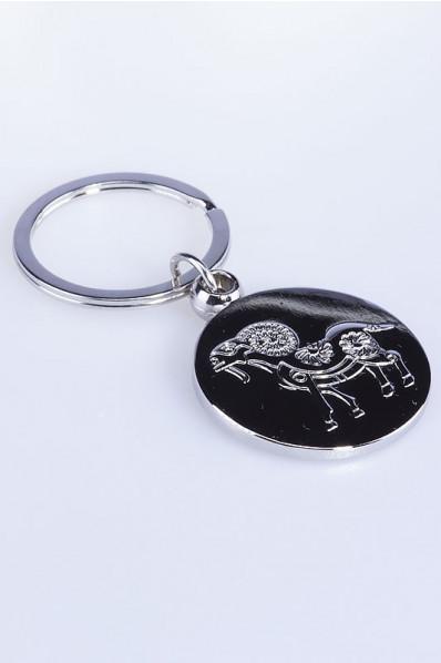 Custom Metal Engraved Keychain