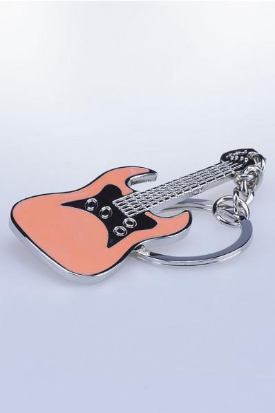 Custom Guitar Keychain