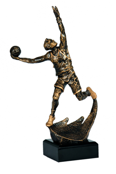 Handball Statuette
