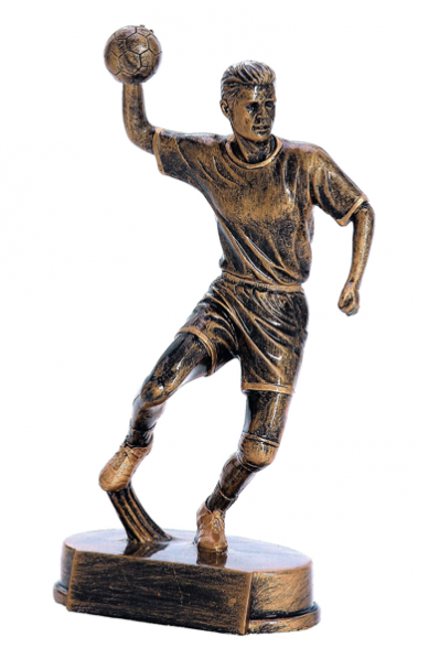 Handball Goalkeeper Statuette
