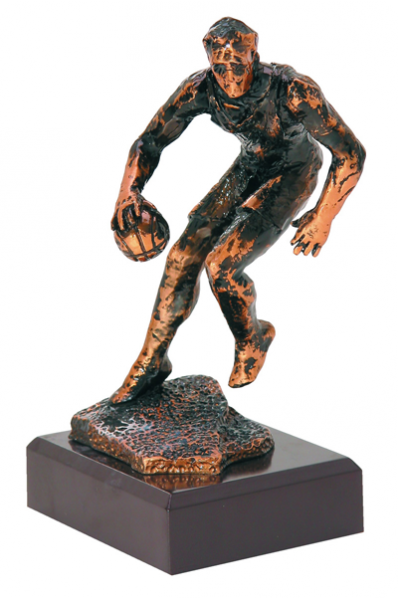 """Handball Player"" Trophy"
