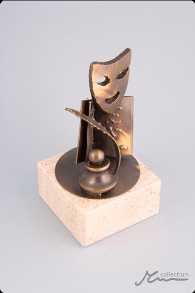 The Screenwriter Statuette