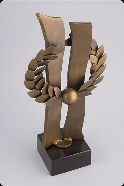 The Laurel Wreath Statuette