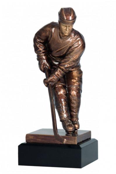 Hockey Player Statuette