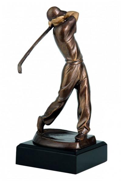 Golf Resin Trophy